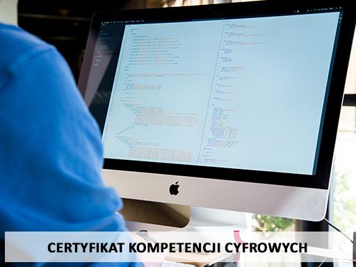 Certyfikat Kompetencji Cyfrowych